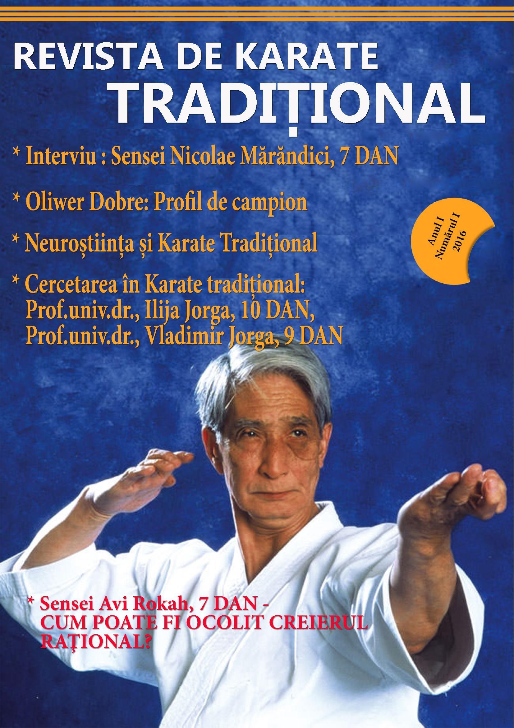 Club karate KARATE CLUB Galați - Traditional Karate Romania / FRKT