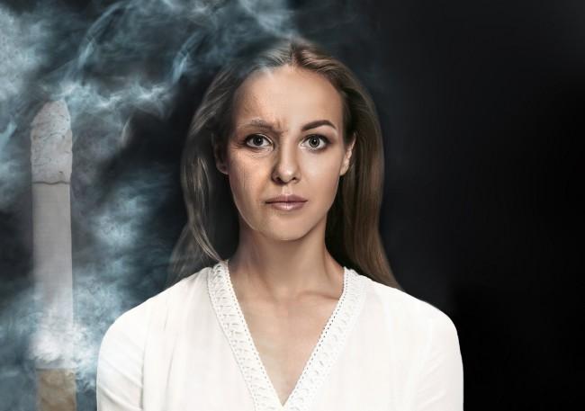 Fumatul dauneaza grav si vederii