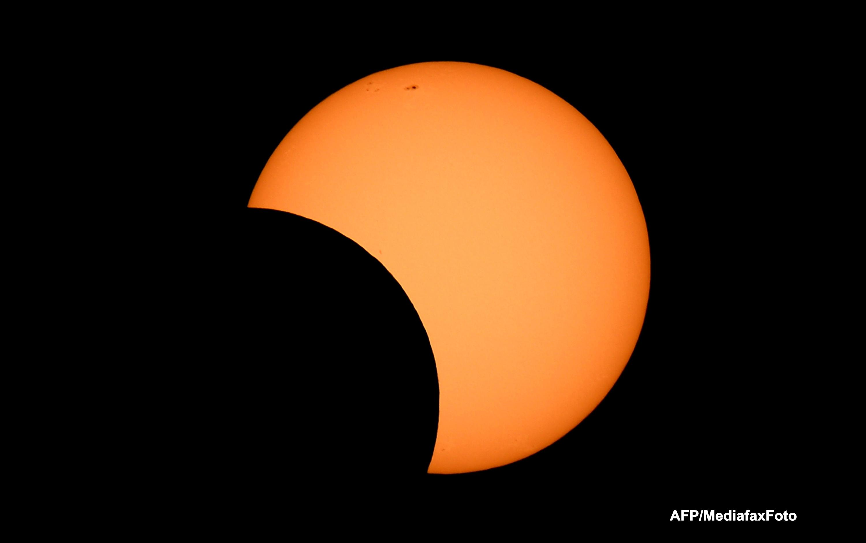 eclipsa afectează vederea