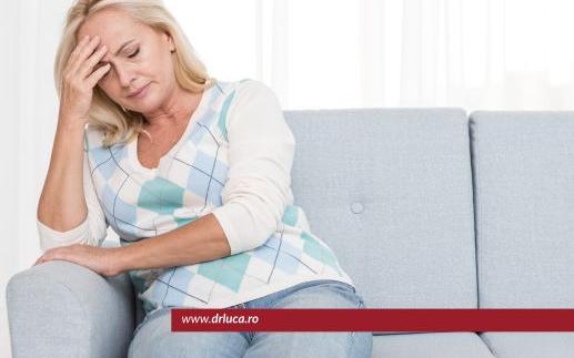 viziunea menopauzei