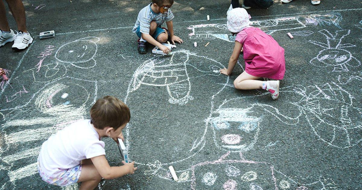 îmbunătățirea viziunii la vedere a copiilor