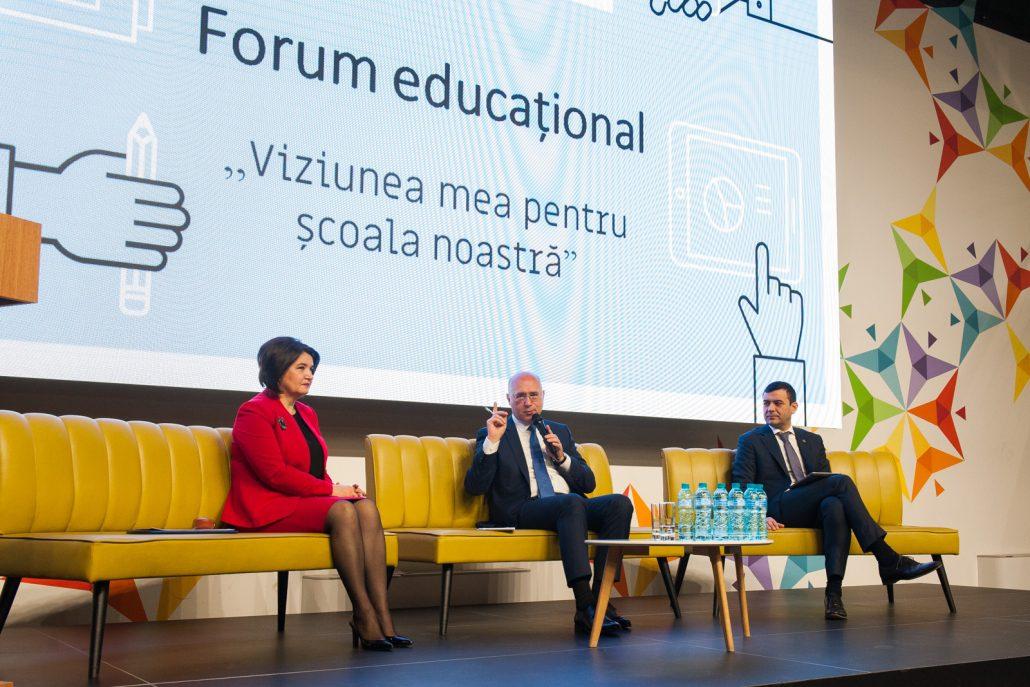 Forumul Municipal: Educația astăzi: între viziune și acțiune | DGETS