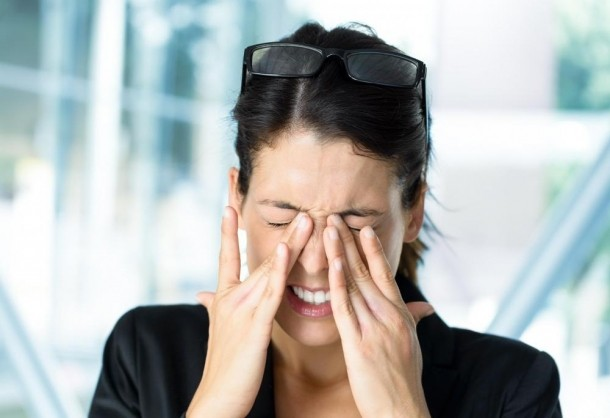 migrenă oftalmică