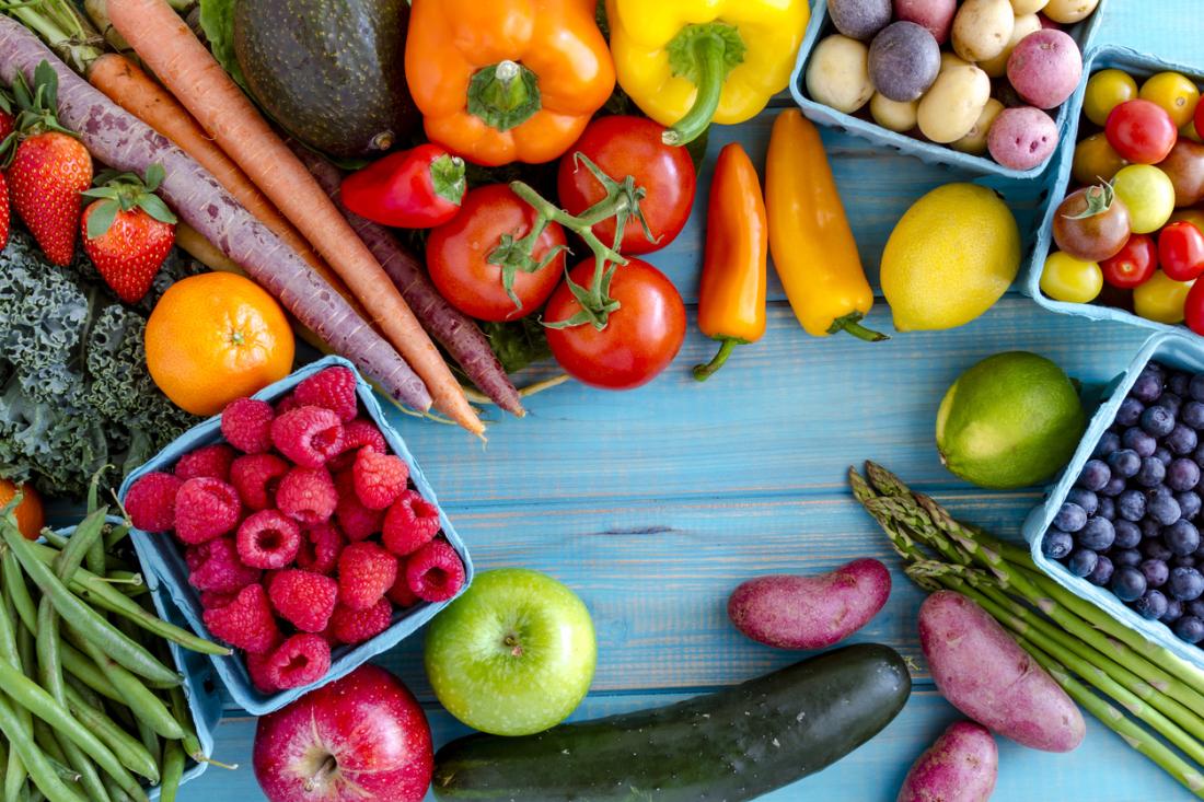 legume și fructe vederea