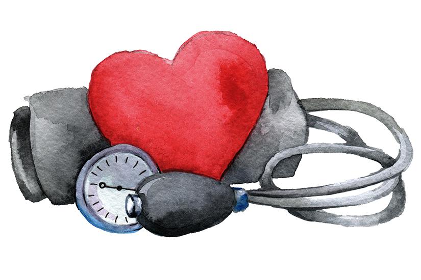 vedere cu hipertensiune