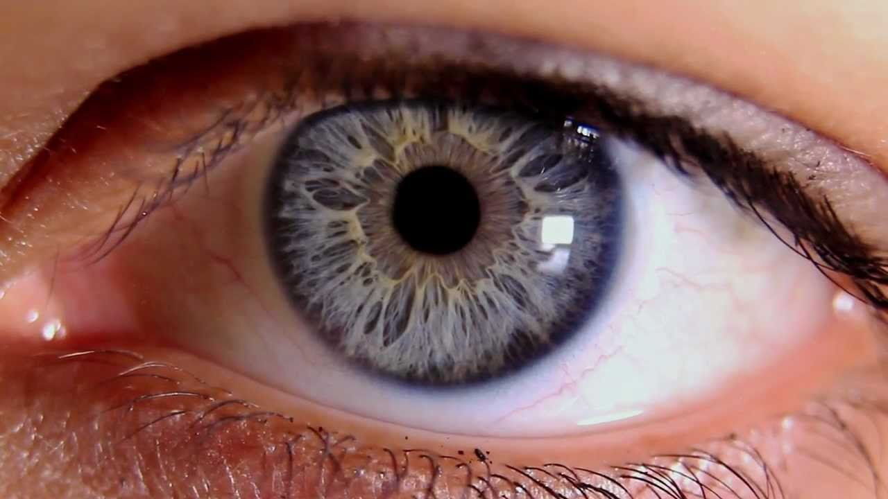 viziune cu pupile dilatate