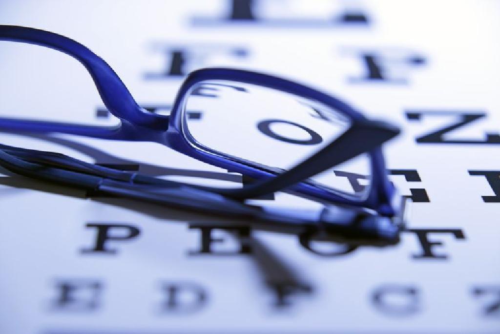 cum se măsoară acuitatea vizuală