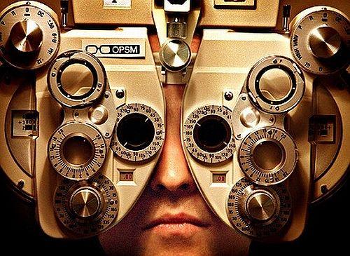 video cu miopie chirurgicală oculară în)