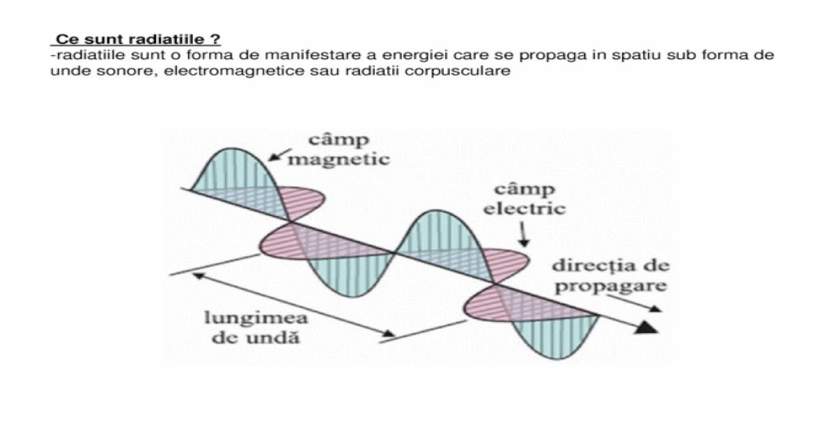 efectul radiației infraroșii asupra vederii
