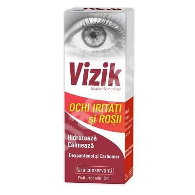 VISINE CLASSIC 0,5 mg/ml PICATURI OFT., SOL. — Lista Medicamentelor Mediately