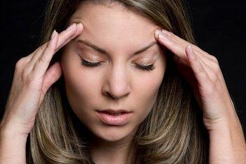 amorțeală a capului și vedere încețoșată