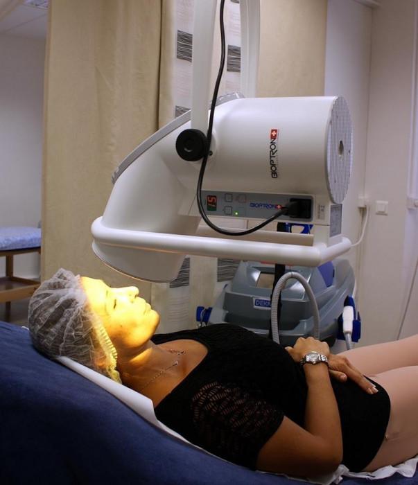tratament vizual bioptron