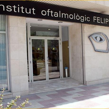Institut oftalmologic girona, Lucrări de hipertensiune a profesorilor