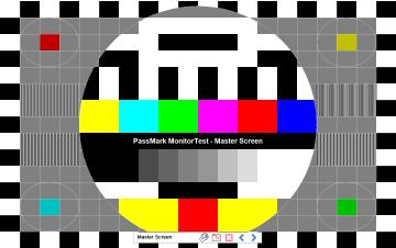grafic de testare foto