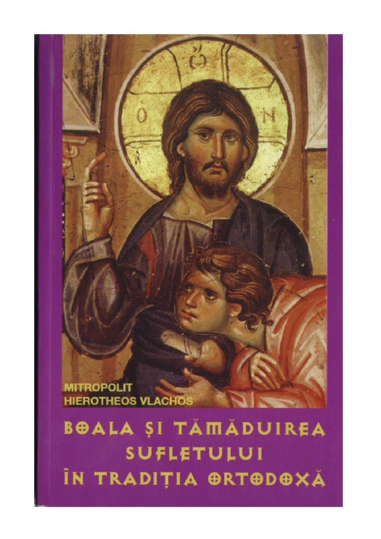 Depresia Din Punct de Vedere Ortodox