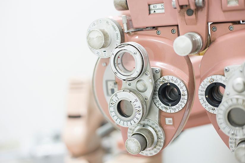 masa oftalmologului