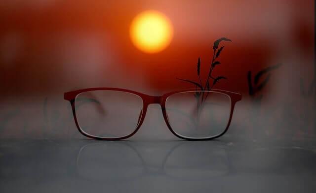 când miopia se oprește viziune plană