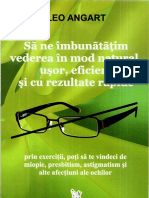 cum să îmbunătățiți vederea în 7 zile)