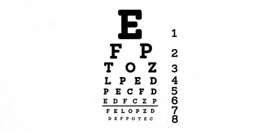afectarea vederii