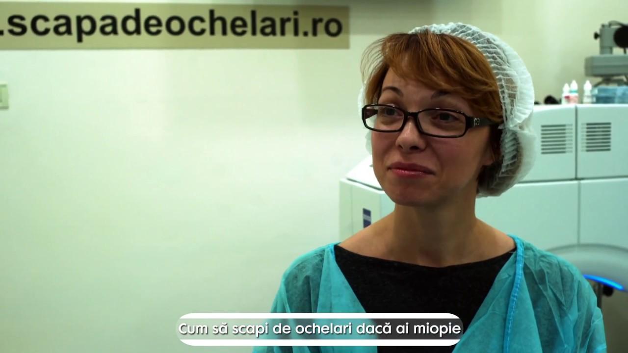 este posibilă refacerea miopiei fără intervenție chirurgicală)