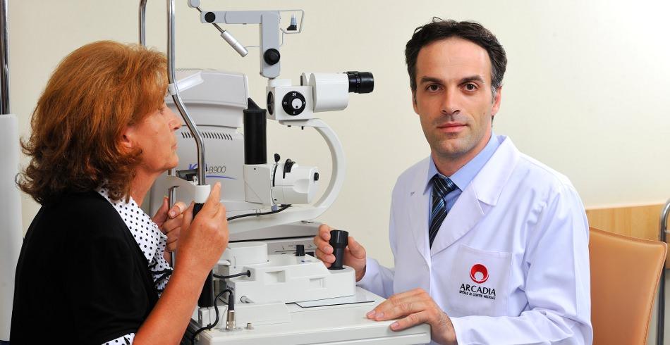 Echipamente oftalmologice