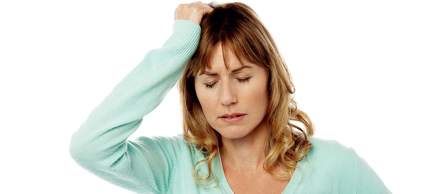 când doare capul, vederea se deteriorează