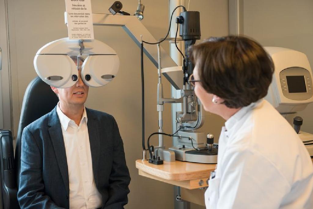 examinarea ochilor de calitate ce vedere redusă