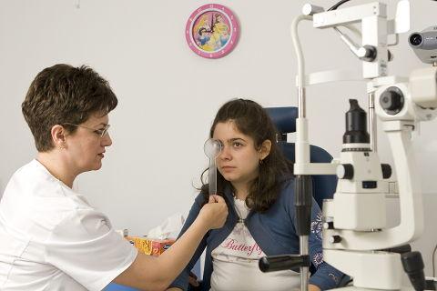 denas în oftalmologie)