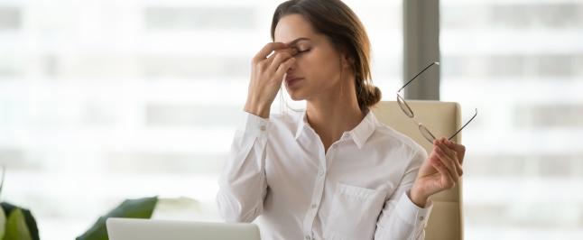 herniile oculare afectează vederea