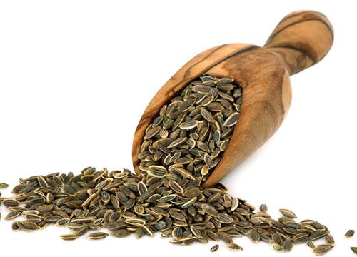 semințele de mărar îmbunătățesc vederea