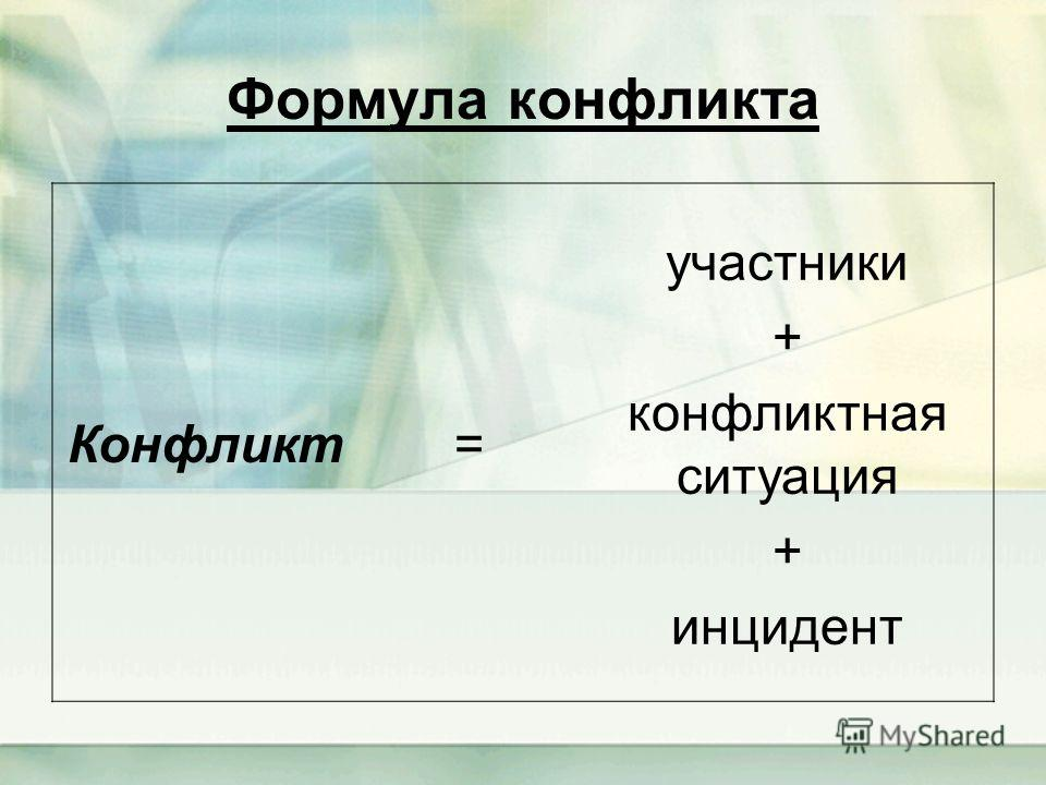 esența problemei din punct de vedere)