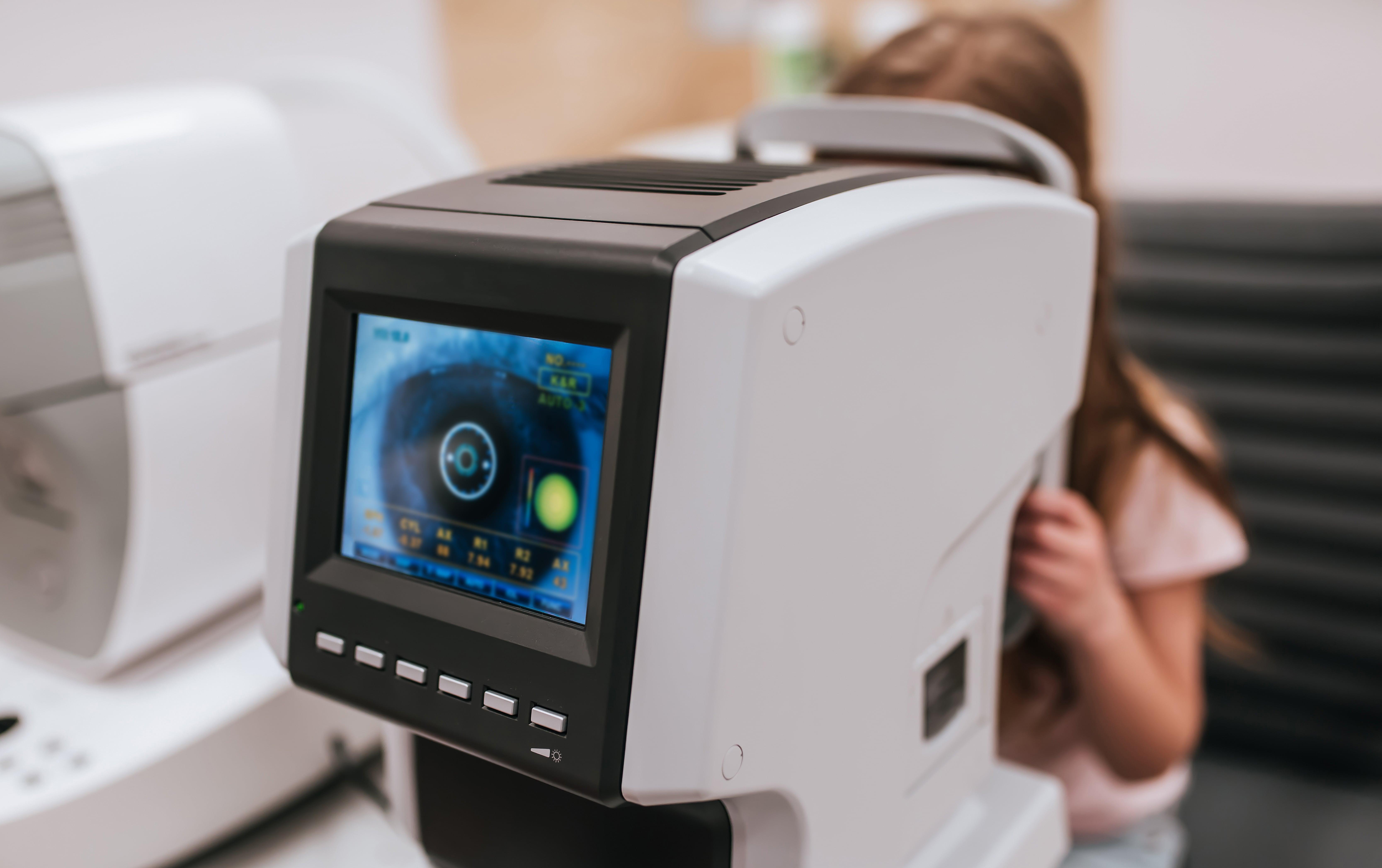 în oftalmologie