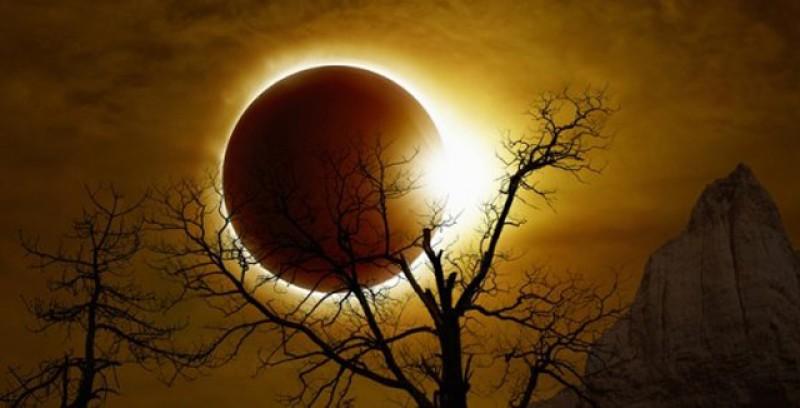 viziune după eclipsa de soare