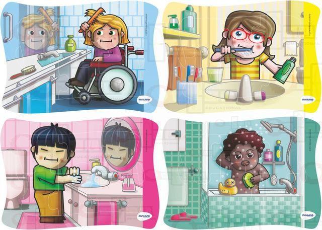 Igiena copilului: cum inveti copilul sa aiba grija de igiena | Philips