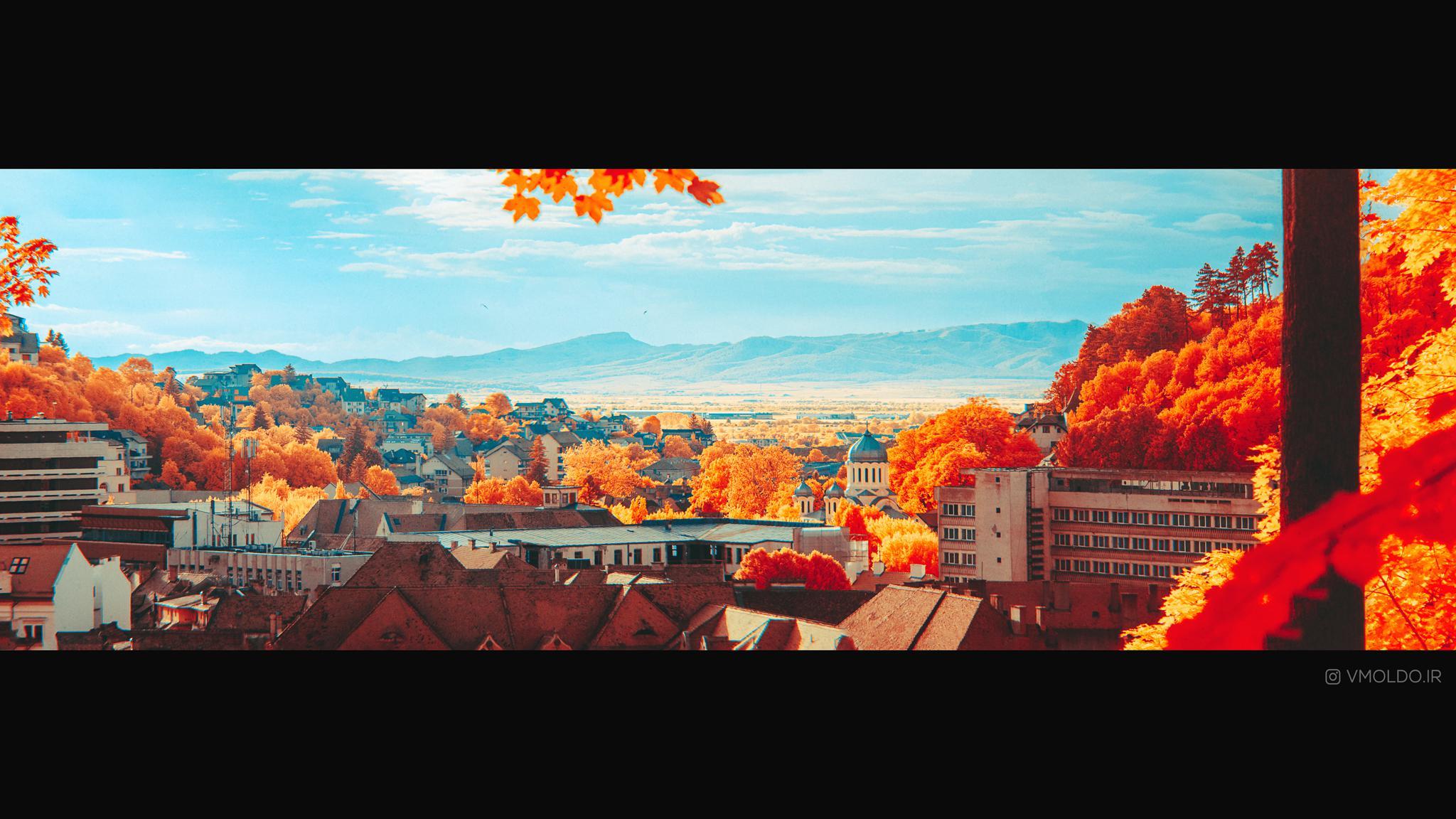 panorama pentru vedere)