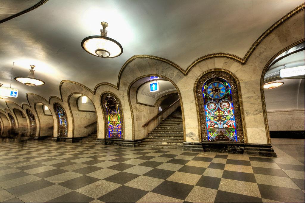 Test de viziune Novoslobodskaya