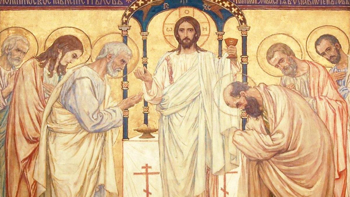 ceea ce sfinții vindecă vederea