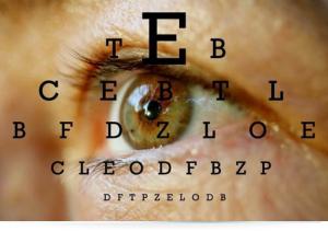 exersează tehnici de ochi pentru îmbunătățirea vederii