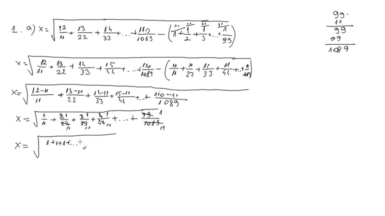 Matematica online, Puteri ale numerelor naturale Trucuri şi exerciţii