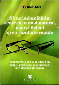 Cum să vindecă miopia cu exerciții fizice. Expert medical al articolului
