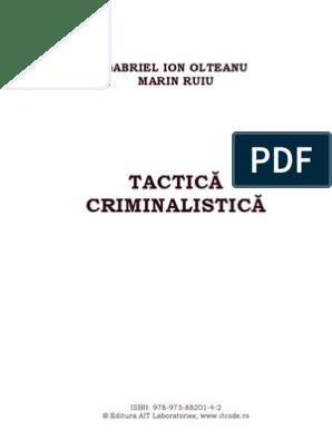 """Conferinţa Națională de Criminalistică - Universitatea """"Alexandru Ioan Cuza"""" din Iași"""