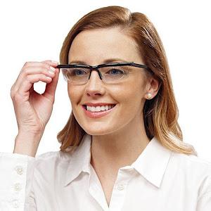 Ochelari de vedere cu deficiențe de ochi