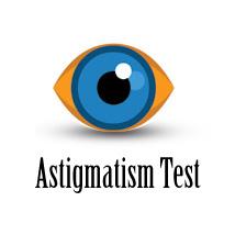 Test de viziune online de astigmatism
