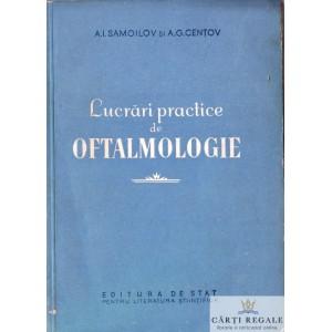 Carti de specialitate Oftalmologie