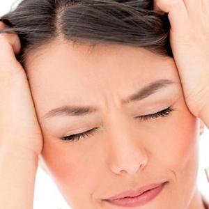 cu vedere slabă, dureri de cap