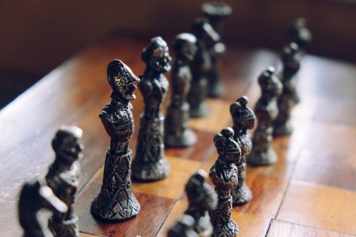 dezvoltarea viziunii combinate de șah
