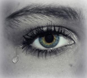 lacrimă și vedere