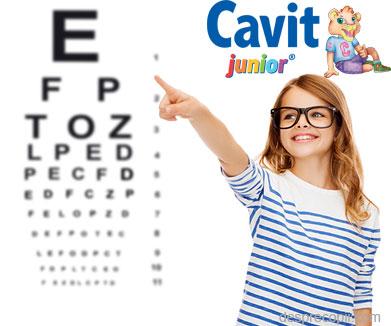 vitamine pentru îmbunătățirea vederii la un copil)