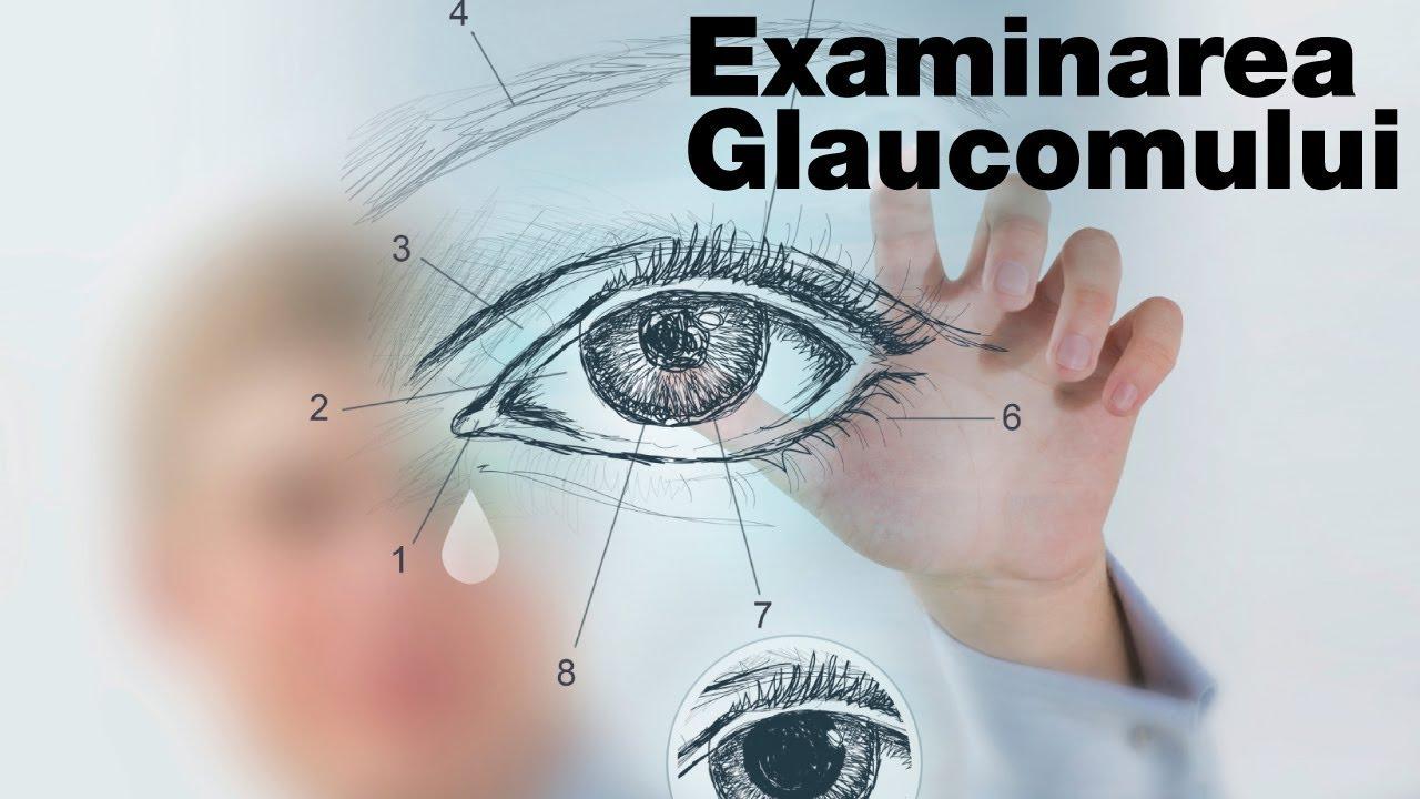 glaucom chirurgie vizuală
