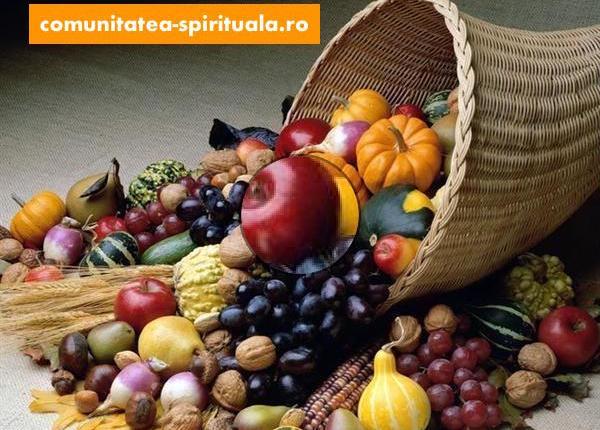 pentru a îmbunătăți viziunea legume și fructe